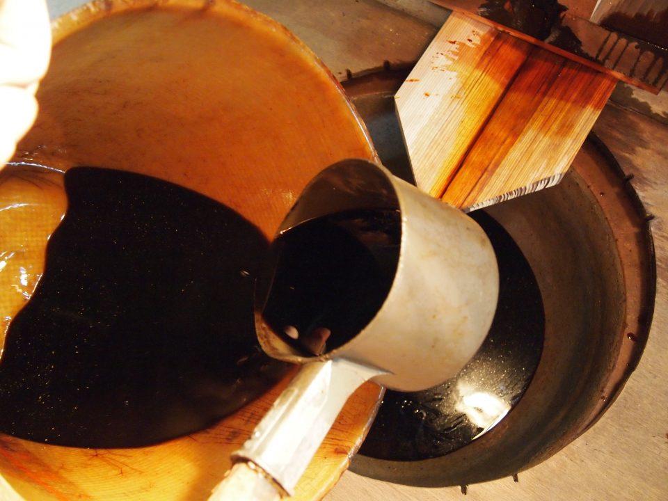 ~北はりまの地しょうゆ~古式醤油醸造所