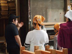 醤油搾り体験教室 サクライズミ高橋醤油
